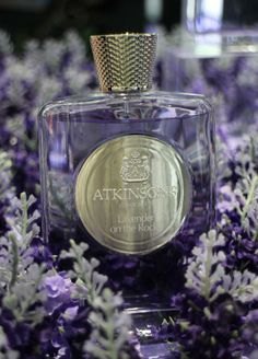 Luxurious lavender - have you tried this exquisite #Atkinsons fragrance yet? #HarrodsBeauty