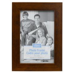 "Bulk Plastic Wood Grain Photo Frames, 4x6"" at DollarTree.com"