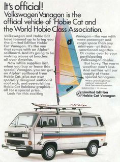 When Hobie and VW merged surf culture and corporate synergy  - RoadandTrack.com