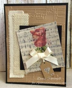 CT0618 A Rose by card crazy - at Splitcoaststampers