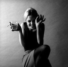 Edie Sedgewick by Jerry Schatzberg
