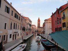 Rio di S. Barnaba. Venezia, Venice, Benátky