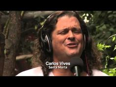 Carlos Vives - Toto La Momposina - La Tierra Del Olvido - Playing For Ch...