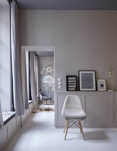 dreamy pied a terre bedroom with a japanese meets scandinavian feel | room of the week coco kelley
