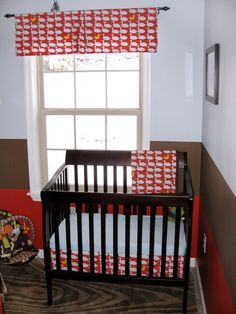 Finn's Baby Brother-to-be's Tiny Nursery