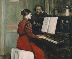 Erik Satie y Susan Baladon John Holmes, Erik Satie, Master Studies, John Cage, Portraits, Paris, Belle Epoque, Classical Music, Musicals