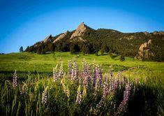 Boulder Boulder Colorado Flatirons Scene by Smokinmudproductions, $27.00