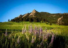 Boulder Boulder Colorado Flatirons Scene by Smokinmudproductions, $27.00
