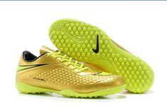 separation shoes 52446 e5d59 Hot Nike Hypervenom Phantom Premium TF På Försäljning För Att Man Fotboll  Knapar Guld Svart Cheap salu Online