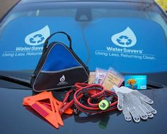 WaterSavers-Prize-package