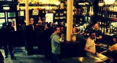 The Pot Still whisy bar/pub Glasgow