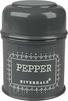 Pojemnik Pepper grey - BelleMaison.pl