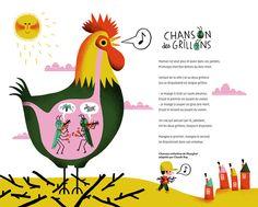Amélie Falière: Portfolio: Children's Illustrations