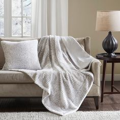 Home Décor Sweet-Tempered Mink Faux Fur Super Soft Warm Sofa Bed Fleece Blanket Throws Single Double King Rich In Poetic And Pictorial Splendor