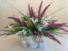 Treball amb flor artificial