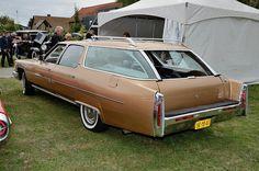 Cadillac 60 Special Fleetwood Brougham El Clasico station … | Flickr