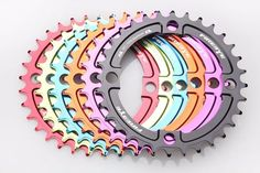 Bicycle Chainring Fire Eye Narrow Wide ChainRing
