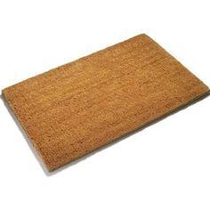 coir door mats - Google Search  sc 1 st  Pinterest & Homebase Plain PVC Coir | Hall | Pinterest | Coir