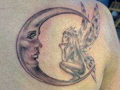 sun and moon tattoo designs for women | 20 Amazing Tattoo Designs And Their Meanings | StyleCraze