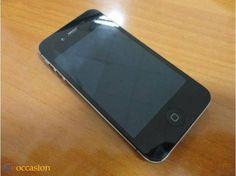Apple iPhone 4S noir débloquer - http://www.go-occasion.fr/apple-iphone-4s-noir-debloquer/