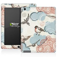Vintage Birds / Apple iPad3