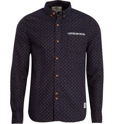 Chemise Bellfield #LeGuide.com Sweaters, Shopping, Fashion, Daddy To Be, Blue, Moda, Fashion Styles, Pullover, Sweater