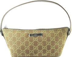 Gucci Women Bag VTG Brown.  CAC 41 #Gucci #EveningBag