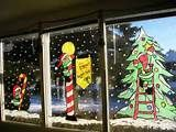 painted christmas window art - Yahoo Image Search Results