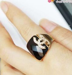 Chanel Ring - I want it...