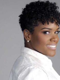 15 New Short Curly Haircuts for Black Women   http://www.short ...