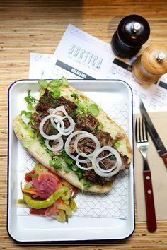 Vegetable Pizza, Lamb, Tacos, Mexican, Vegetables, Breakfast, Ethnic Recipes, Melbourne, Food