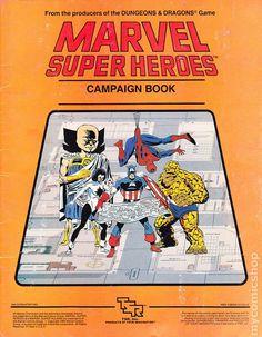 marvel superheroes rpg - Google Search