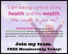 Free Membership offer for Plexus Slim - Temecula Qponer ~ Blogs!