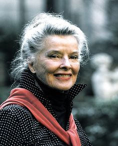 Katherine Hepburn dies Jun 29th, 2003 - American actress (b. 1907)