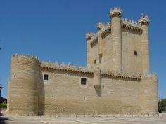 Castillo de Fuensaldaña (Valladolid)