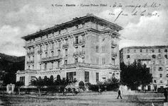 Cyrnos hôtel Palace.