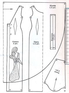 Puppet casket: Patterns for dolls Sewing Barbie Clothes, Barbie Sewing Patterns, Doll Dress Patterns, Diy Clothes Patterns, Barbie Wardrobe, Barbie Dress, Barbie Doll, Barbie Accessories, Barbie Furniture