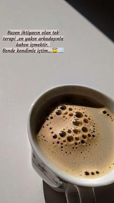 Coffee Love, Coffee Break, Iphone Wallpaper Quotes Love, Learn Turkish, Turkey, Tableware, Food, Fake Girls, Nature Photography