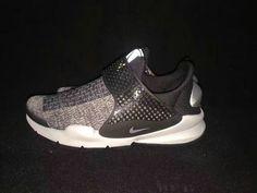 low priced d4238 8afbc UK Trainers 2018 Unisex Nike Sock Dart SE PRM 3M Charcoal Grey Off White  blanc Bronze