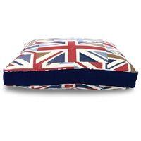 MATTRESS DOG BED in Union Jack by Hugo & Hennie.  £91