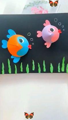 DIY paper craft<br>