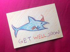 A very small shark bit my arm – Part 2 - http://donna-reilly.com/healthbooks/