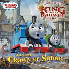 The Lost Crown of Sodor (Thomas & Friends) (Pictureback(R)) by Rev. W. Awdry