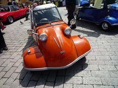 """""""KR200"""" Messerschmitt"""