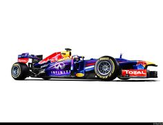 RedBull RB9 Renault - Formula 1 - 2013