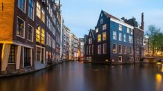 Seventeenth-century buildings. Joint-smoking alien sculptures. Few cities meld history with modern urban flair like Amsterdam.