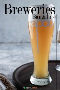 """What is better than to celebrate the International Beer Day with Bangalore's best breweries? Being the """"Pub City of India"""", we cannot ignore Bangalore's affinity for beer, can we now? International Beer Day, Best Beer, Brewery, India, Good Things, City, Goa India, Cities, Indie"""