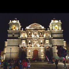 Catedral de Oaxaca, Oaxaca