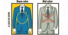 La manera correcta de lucir un traje