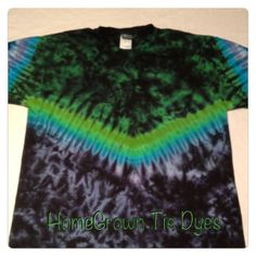 By HomeGrown Tie Dyes (www.facebook.com/homegrowntiedye)